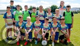 Fun and frolics at Kellogg's Leitrim GAA Cul Camp in Carrick-on-Shannon - GALLERY