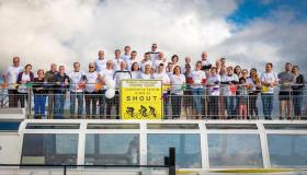 Gallery | Limerick to Leitrim cycle 2019 launched on Rose of Innisfree Tourboat