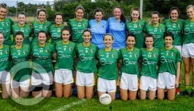 Offaly pip Leitrim Ladies in crucial championship clash - GALLERY