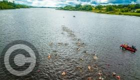 Swim Lough Rynn a great success - GALLERY