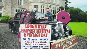 Gallery | Launch of Lough Rynn Harvest Festival