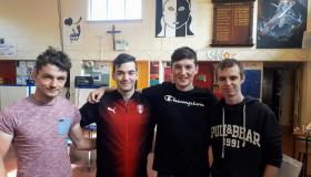 Gallery | Plenty of smiles in Drumkeerin as Lough Allen College students collect leaving cert results