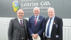 Leitrim GAA celebrates opening of McGovern Aughavas Leitrim GAA Centre of Excellence - GALLERY