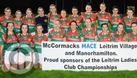 Spot yourself at the McCormack's Mace LFGA Senior Semi-Finals - GALLERY