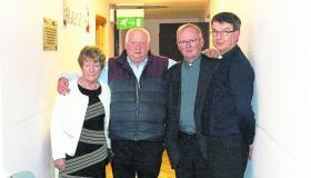 Gallery   Farewell function for Fr Fagan and Fr Sexton in Killargue