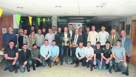 Gallery | Civic reception for victorious Leitrim senior hurling team