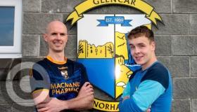 Glencar/Manorhamilton all set for Connacht Gold Leitrim SFC Final - GALLERY