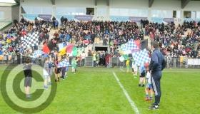 Spot yourself in the crowd at the Connacht Gold SFC Final - GALLERy
