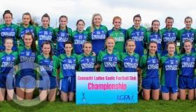 St Joseph's denied in Connacht Intermediate Ladies Club Final - GALLERY