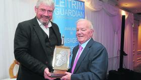 Gallery | Noel McPartland feted at launch of 2020 Leitrim Guardian