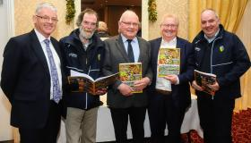 All the faces from the 2019 Leitrim GAA County Board Convention
