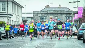 Gallery | Clive Glancy and Ann Wynne first home in Carrick Rowing Club's 'New Year, New You' run