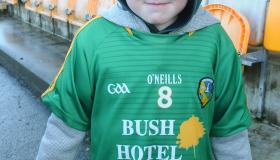 All the faces in the crowd from Leitrim v Roscommon - GALLERY