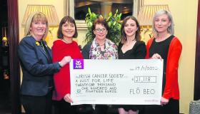 Gallery | Leitrim's Fló Beo swimmers reach target of €20k after 245km