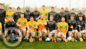 Leitrim conquer the conditions and Cavan for first Allianz NHL Division 3B victory - GALLERY