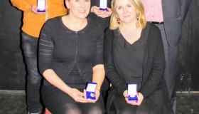 St Mary's Kiltoghert win Club of the Year at Leitrim Scor Finals - GALLERY
