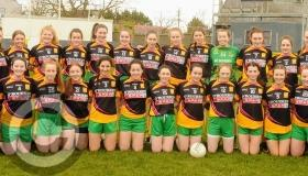 St Clare's Manorhamilton reach All-Ireland Ladies Final - GALLERY