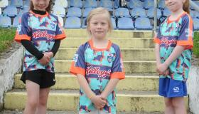 Great turnout of children at Allen Gaels GAA Club Kellogg's Cul Camp in Drumshanbo - GALLERY
