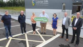 Leitrim GAA Club Championships launched in conjunction with Connacht Gold & Smith Monumentals