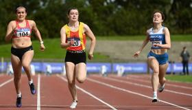 Short but sweet season finishes with medal rush in Santry