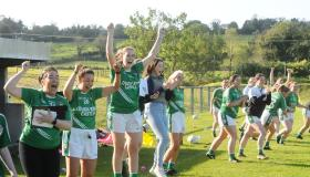 Mohill celebrate victory in McGovern Brothers London Ladies Intermediate Championship Final - GALLERY