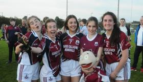 Wild Drumkeerin celebrations as late goal claims McGovern Brothers London Ladies JFC title ahead of Fenagh - GALLERY