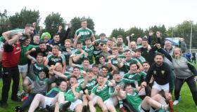 Mohill celebrate eighth Connacht Gold Leitrim SFC title in style - GALLERY