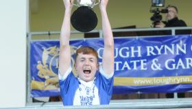 St Mary's Kiltoghert celebrate as they claim title after goal fest - GALLERY