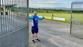 Juveniles out in force as GAA underage training returns to Ballinamore Sean O'Heslins GAA Club - GALLERY