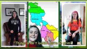 WATCH: A brilliant 'lockdown' video by pupils from St Joseph's NS, Leitrim Village