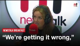 WATCH: Dr Ciara Kelly causes Twitter storm with Level 5 lockdown comments