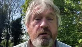 Watch:  Seamus O'Rourke looks forward to Leitrim's Health is Wealth