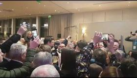 Video: Double Election of Marc MacSharry  (FF) and Frank Feighan (FG)