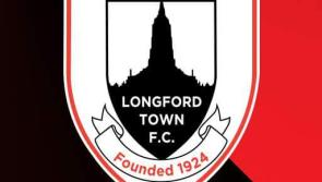 Relegation threatened Longford Town secure first victory in twenty-six games