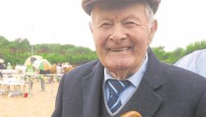 Gerry Mulligan is 90 not out at Mohill Agricultural Show