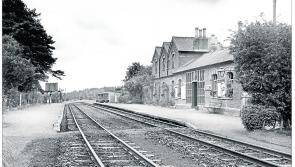 Mohill's railway station will be turned into a cinema for a unique event this Sunday