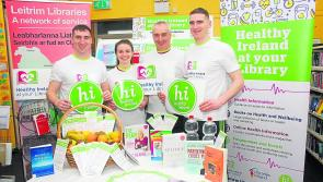Ireland's Fittest Family 2017 launch 'Healthy Ireland' initiative in Mohill