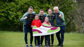 Gallery | The Beirne's - Ireland's Fittest Family - help launch IKA's Run for a Life