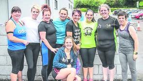 Burpee challenge raises €2,700 for Mohill defibrillator