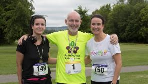 Ray D'Arcy rallies Longford public to support IKA as Run for a Life goes Virtual!