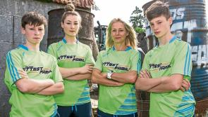 Looking for the fittest families in Kilkenny for tv series