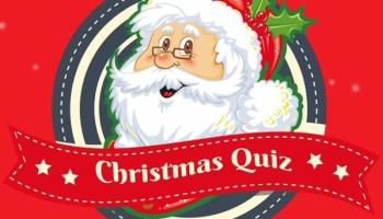 The first big Christmas quiz!