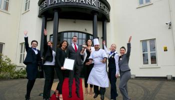 Countdown on: The Landmark Hotel re-opens on June 2