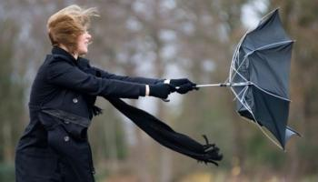WARNING: Gale force winds along Atlantic coasts today