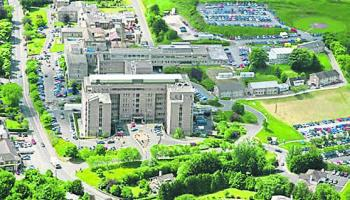 Sligo Hospital to light up in memory of infant loss