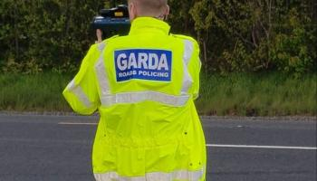 Focus on rural roads for Gardaí 24 Hour National 'Slow Down' enforcement operation