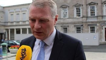 Gun threat call made to Leinster House office of Sligo/Leitrim TD, Martin Kenny