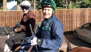 Hit the road with racing royalty as they cycle in memory of Pat Smullen