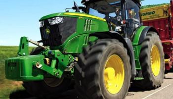 Warning to road users as more agricultural vehicles on roads