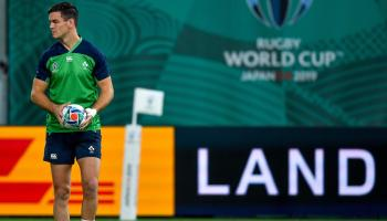 Ireland team named for crucial Six Nations clash with England